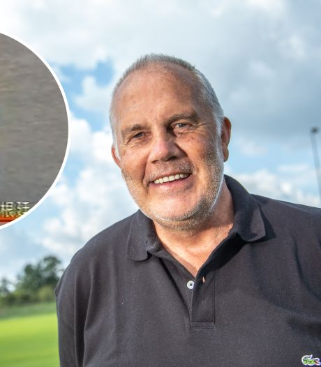 Jan Verheijen (66) uit Zwolle voetbalde tegen Maradona: 'Hij was eigenlijk té goed'