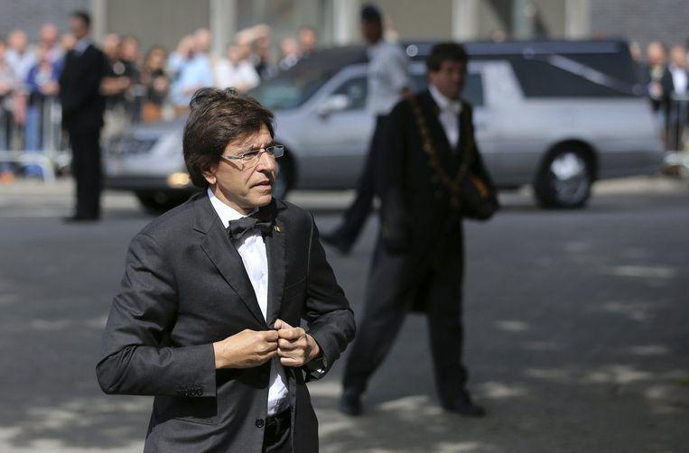 Premier Elio Di Rupo. Beeld REUTERS