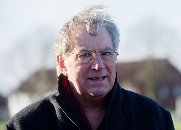 Terry Jones, en 2015