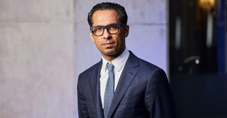 Mohammed Dewji, volgens zakenblad Forbes Afrika's jongste miljardair. Beeld EPA