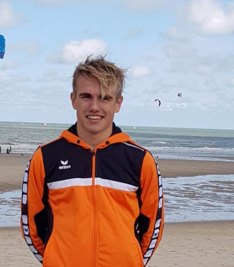 Guido Brink geselecteerd voor Europees junioren kampioenschap lifesaving