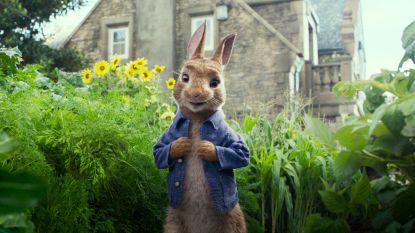 Leuk nieuws voor de fans: tweede 'Peter Rabbit'-film staat al in de steigers