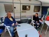 Daniël studeert door woningnood nu vanuit een caravan