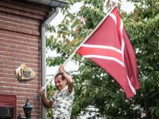 De eerste Liemerse vlaggen wapperen in de regio: 'Ik ben gewoon een trotse inwoner'