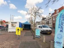 GGD breidt testcapaciteit in Genemuiden uit op nieuwe locatie: 'Aantal besmettingen nog steeds hoog'