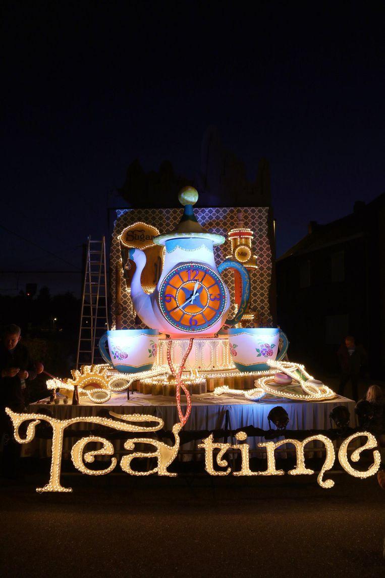 'Tea-Time' van De Fiksers sleepte de eerste prijs in de wacht.