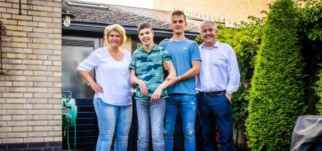Carmen uit Zwijndrecht kreeg vorig jaar de diagnose ALS: 'Een nachtmerrie, voor mij én mijn gezin'