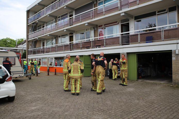 31 woningen van flat aan Starrenburglaan in Wassenaar ontruimd door koolmonoxide