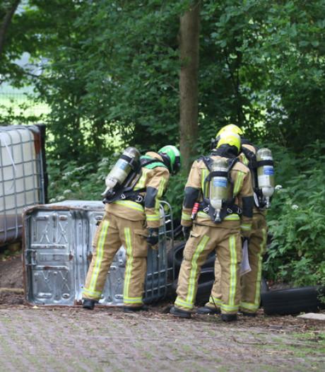 Politie bezorgd om toename drugsdumpingen in en rondom Den Haag