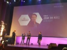 Uitgekookt winnaar 'Ondernemer van het jaar'