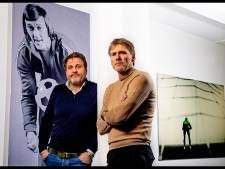 Zoons over overleden Pim Doesburg: 'Onze vader was altijd zo sterk als een beer, maar hij was op'