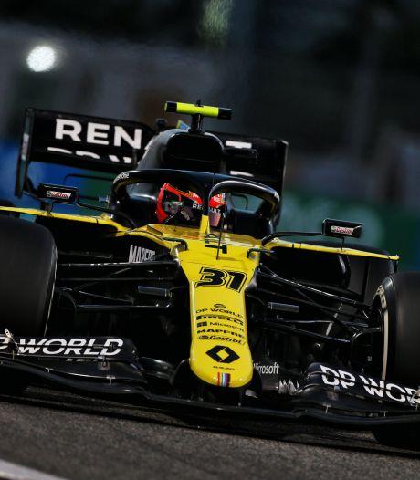 Alpine komt met eerste ontwerp voor nieuwe Formule 1-auto