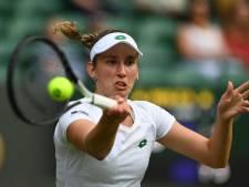 Elise Mertens éliminée, il n'y a plus de Belge en simple à Wimbledon