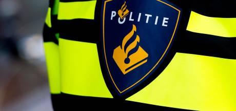 Politie houdt ruziënde mannen bij Lidl in Wageningen met getrokken pistool aan