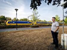 Locomotief is voornaamste oorzaak trillingen spoor in Dorst, Rijen en Oisterwijk: geen schadevergoeding voor scheuren in woningen