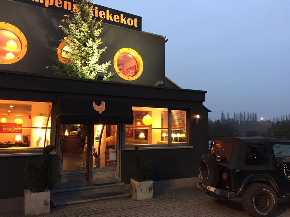 't Kempens Kiekekot in Viersel.