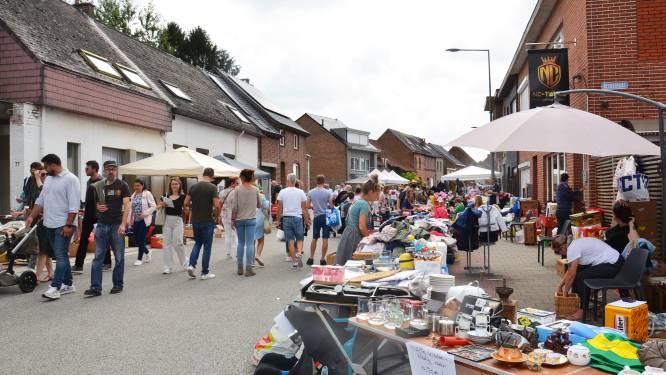 Twintigste 'Grootste Rommelmarkt van Vlaanderen' is succes ondanks coronabeperkingen