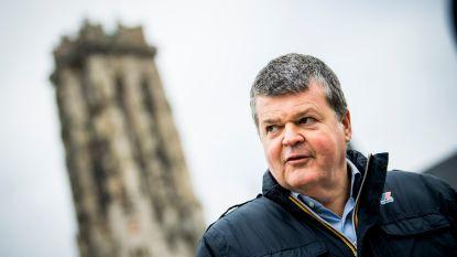 Ook Vlaams minister Bart Somers op doktersadvies in afzondering