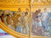 Houd de Gouden Koets heel, in een museum