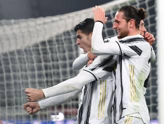 Morata is met twee goals de grote man voor Juve tegen Lazio