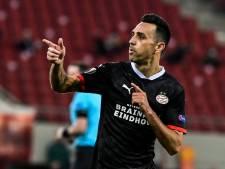 Eran Zahavi vindt dat de PSV'ers een team moeten blijven: 'Ik ben niet boos, dat is niet mijn karakter'