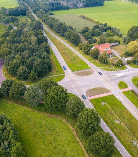 Gevaarlijk kruispunt in Asten-Heusden bij Buizerdweg en Meijelseweg verdwijnt en maakt plaats voor rotonde