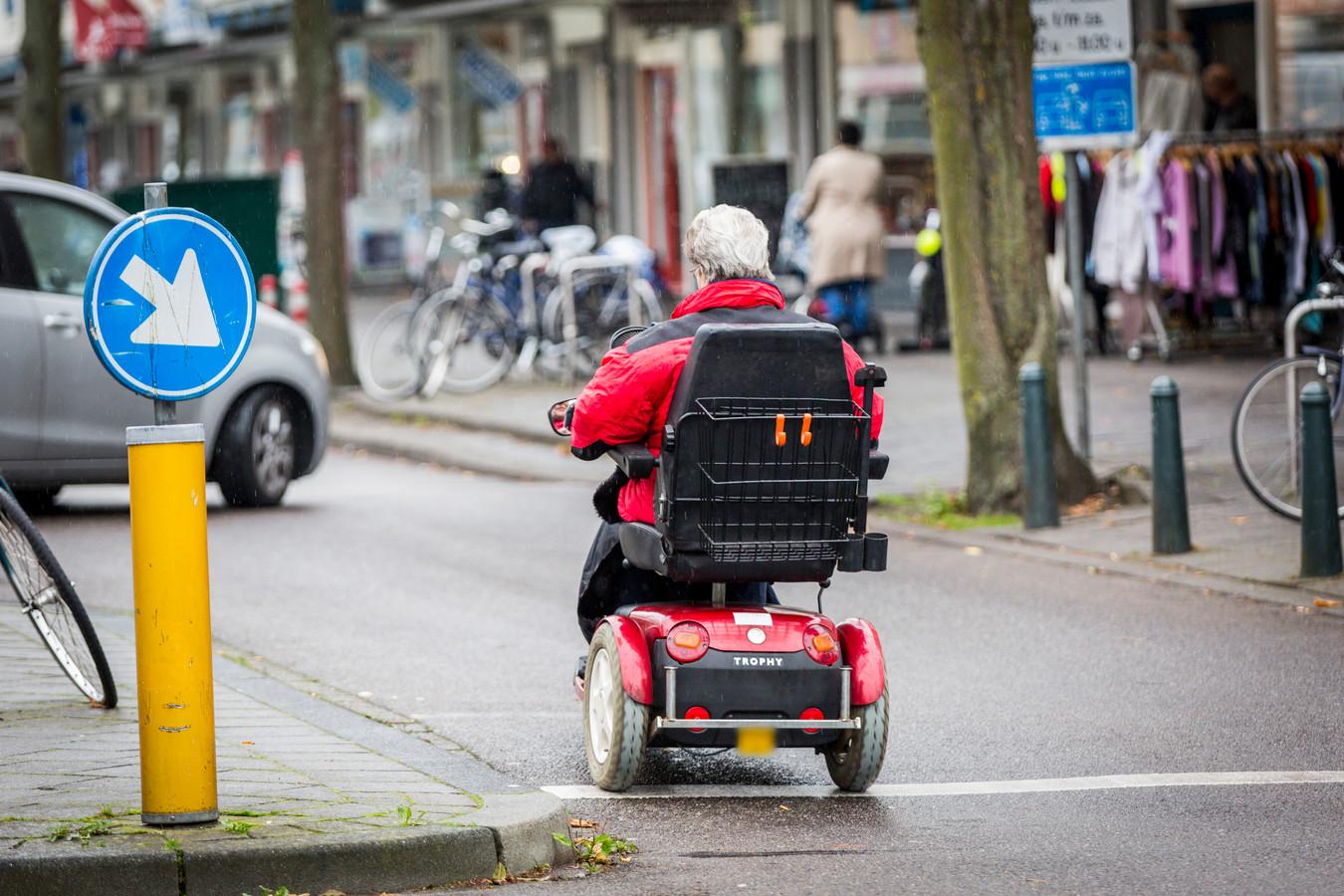 De Haagse wijk Moerwijk. Bewoners van deze wijk declareren 27 procent meer zorgkosten dan andere Nederlanders van dezelfde leeftijd. Daarmee is de wijk, gemeten naar de kosten, de ongezondste van Nederland