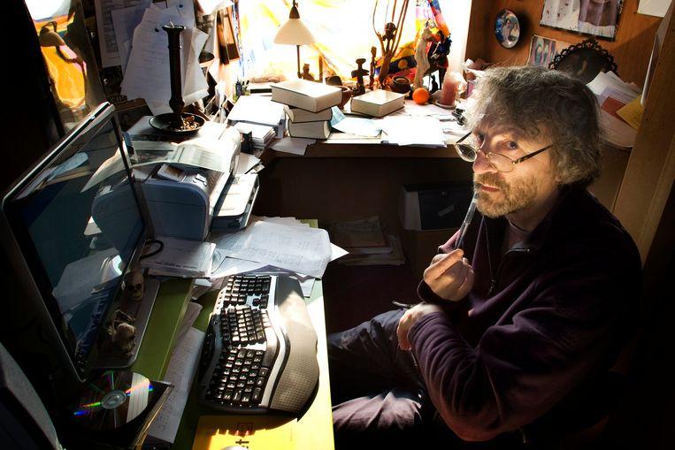 Staf De Wilde, lezersbrievenschrijver.  Beeld jonas lampens