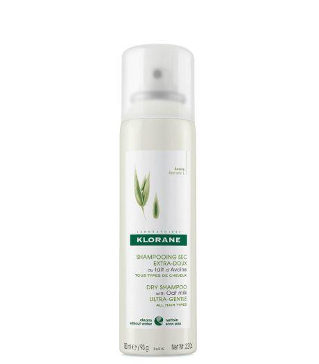 TEST BEAUTÉ: le shampoing sec Klorane pour des cheveux propres et volumineux en 2 minutes