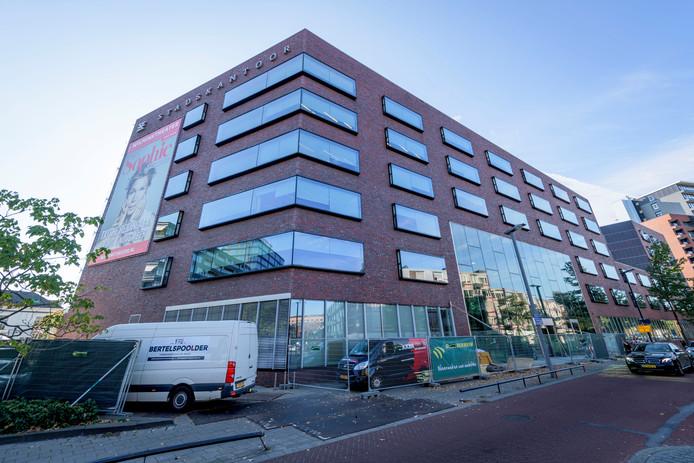 Het stadskantoor van Enschede