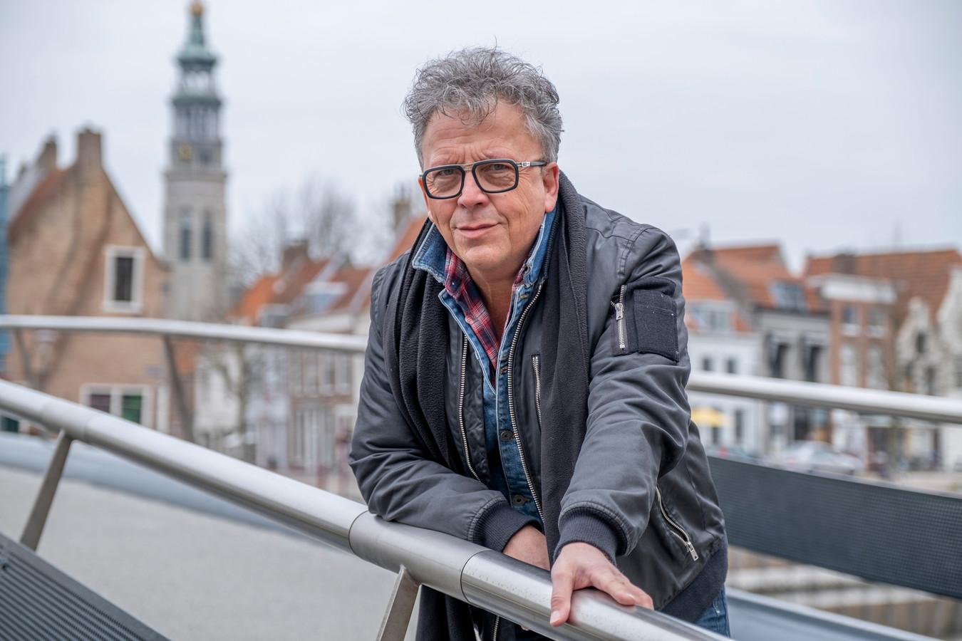 Cartoonist Cor de Jonge