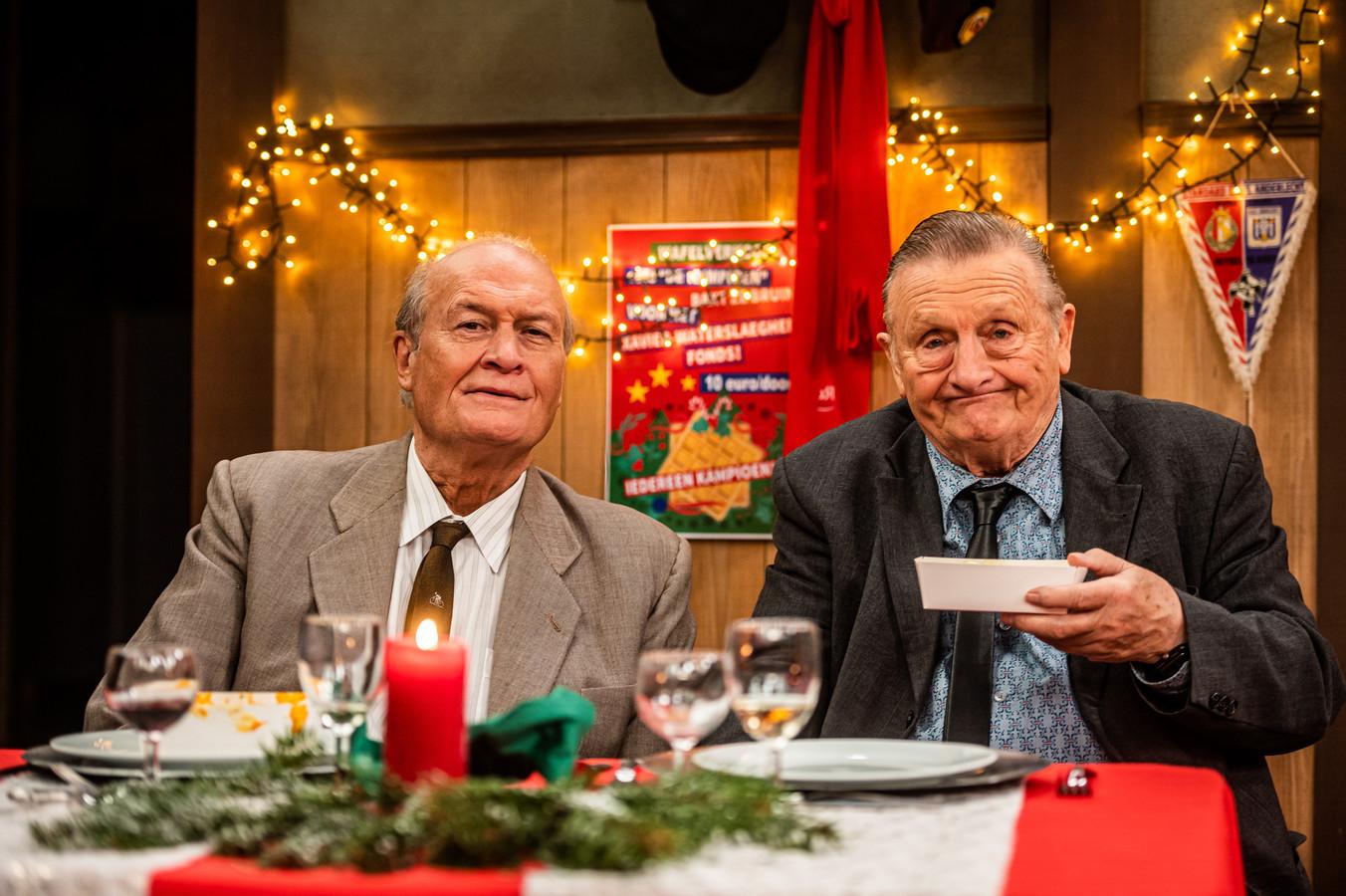 DDT en Fernand tijdens de special, die vorig jaar op kerstdag te zien was.