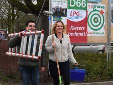 Politiek landschap verandert: Keerpunt 2010 en LPG zelfstandig verder, VPGrave stopt