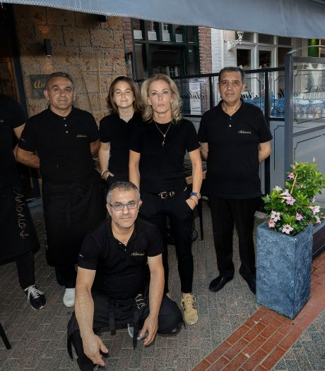 En wéér is Italiaans restaurant Antonio's dicht: 'Omdat we met personeel een sluitdrankje op het terras deden'