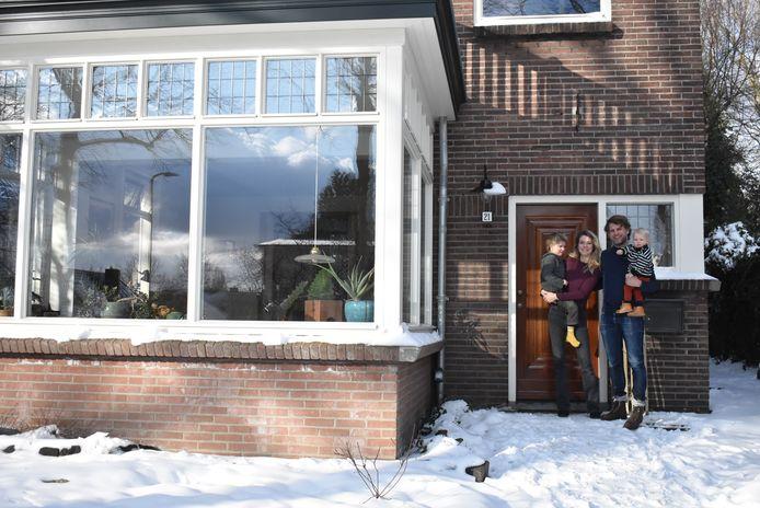 Niels & Marlies verhuisden van Amsterdam naar Ede.