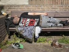 Enorme toename van overlast door daklozen in Amersfoort: 'Sommigen worden helemaal wappie'