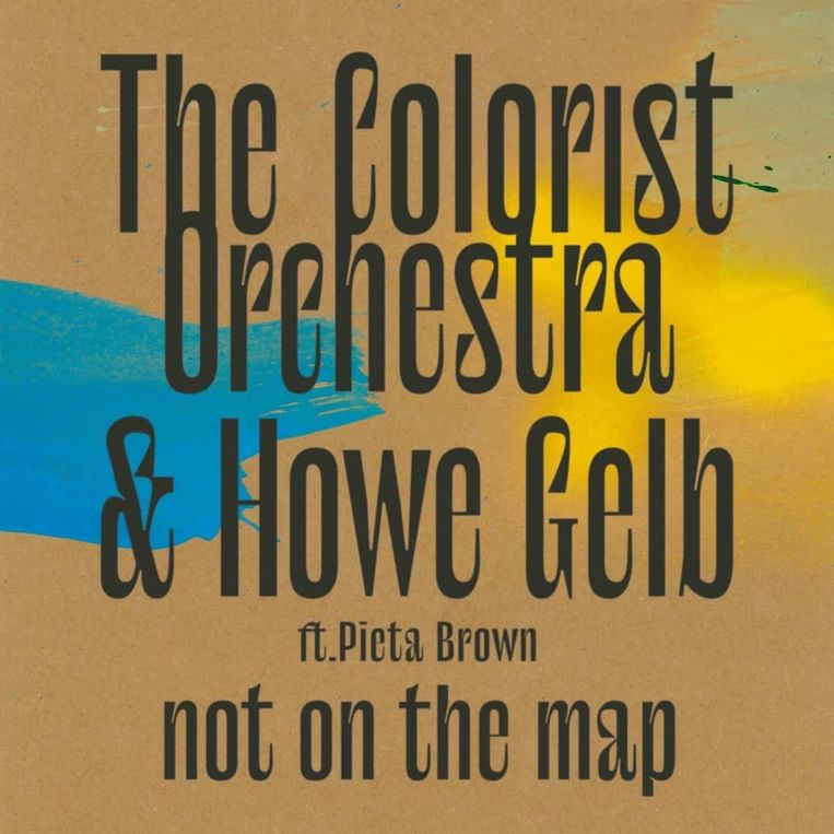 The Colorist Orchestra & Howe Gelb Beeld
