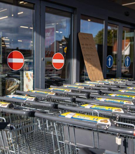 Un tiers des magasins Lidl à nouveau fermés ce vendredi