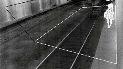 Aantal spoorlopers voor tweede jaar op rij gedaald: Infrabel zet warmtecamera's in