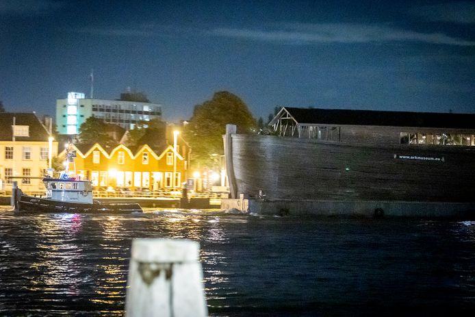 De Ark van Noach is weer terug in de Drechtsteden.