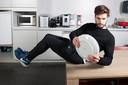 De hoeveelheid borden die je neemt, hangt af van je fitheidsniveau.