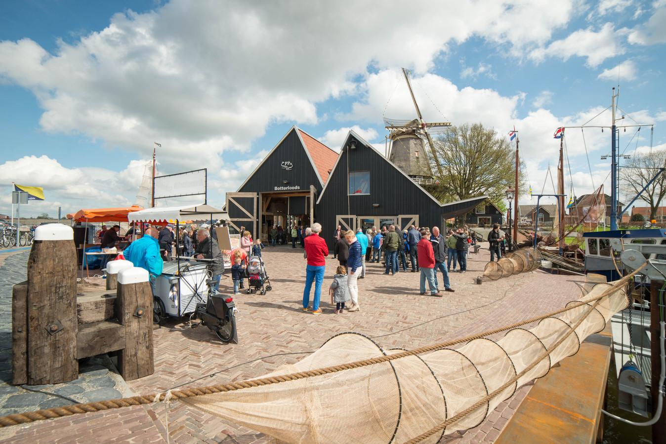 De Vischafslag en Botterloods in Harderwijk, die in 2016 zijn geopend, zijn deels gefinancierd met geld dat door samenwerkingsverband Regio Noord-Veluwe is losgepeuterd bij de provincie Gelderland.