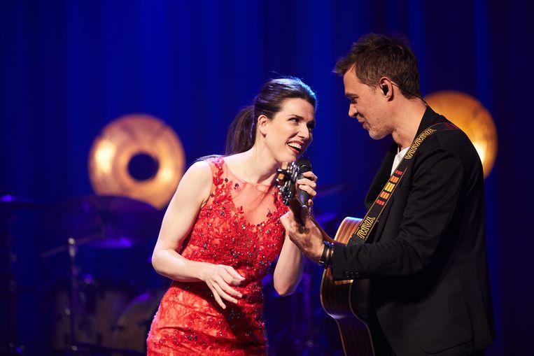 Dutch Musical Night. Beeld Robin Kamphuis
