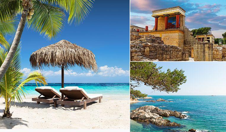 Graag een tropisch strand in Gambia? Of liever een bezoekje aan het paleis van Knossos op Kreta of de prachtige Coast Brava? Er is voor elk wat wils voor wie momenteel voordelig op reis wil.