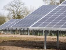 Kink in kabel bij aanleg zonnepark op vuilstort Lochem