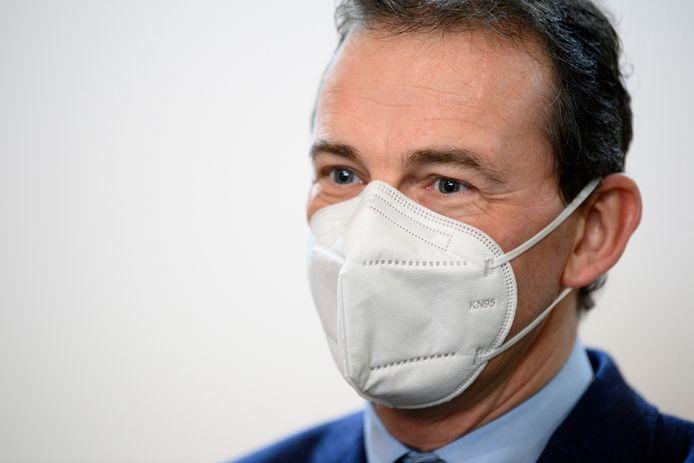 Wouter Beke, Vlaams minister van Welzijn