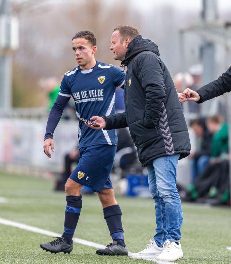 Marcel Lourens heeft maar één doel met Kloetinge: kampioen worden