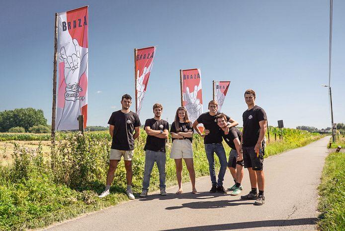 Het organisatieteam achter Braza Events.