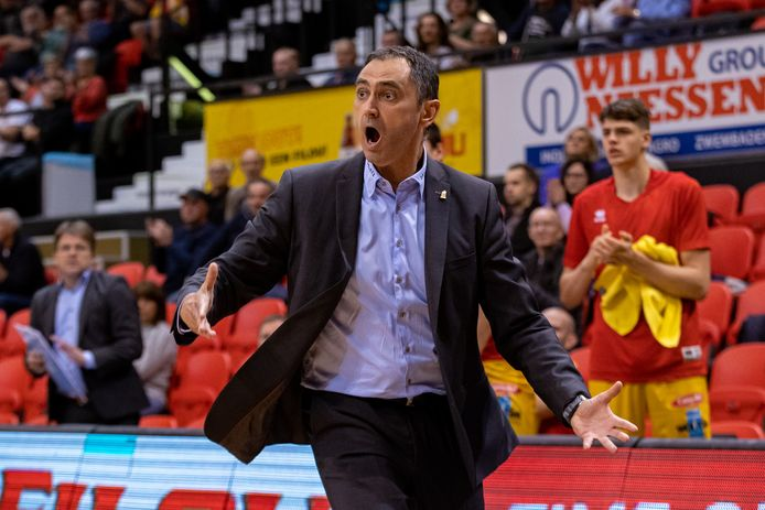 Первое поражение в начале сезона для команды тренера Дарио Гергаги.