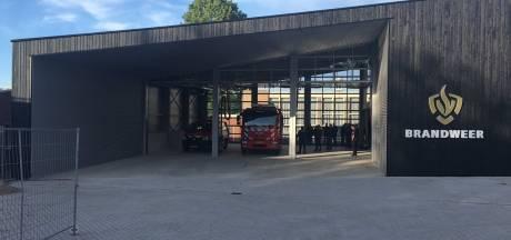 Nieuwe brandweerkazerne Klaaswaal in gebruik genomen